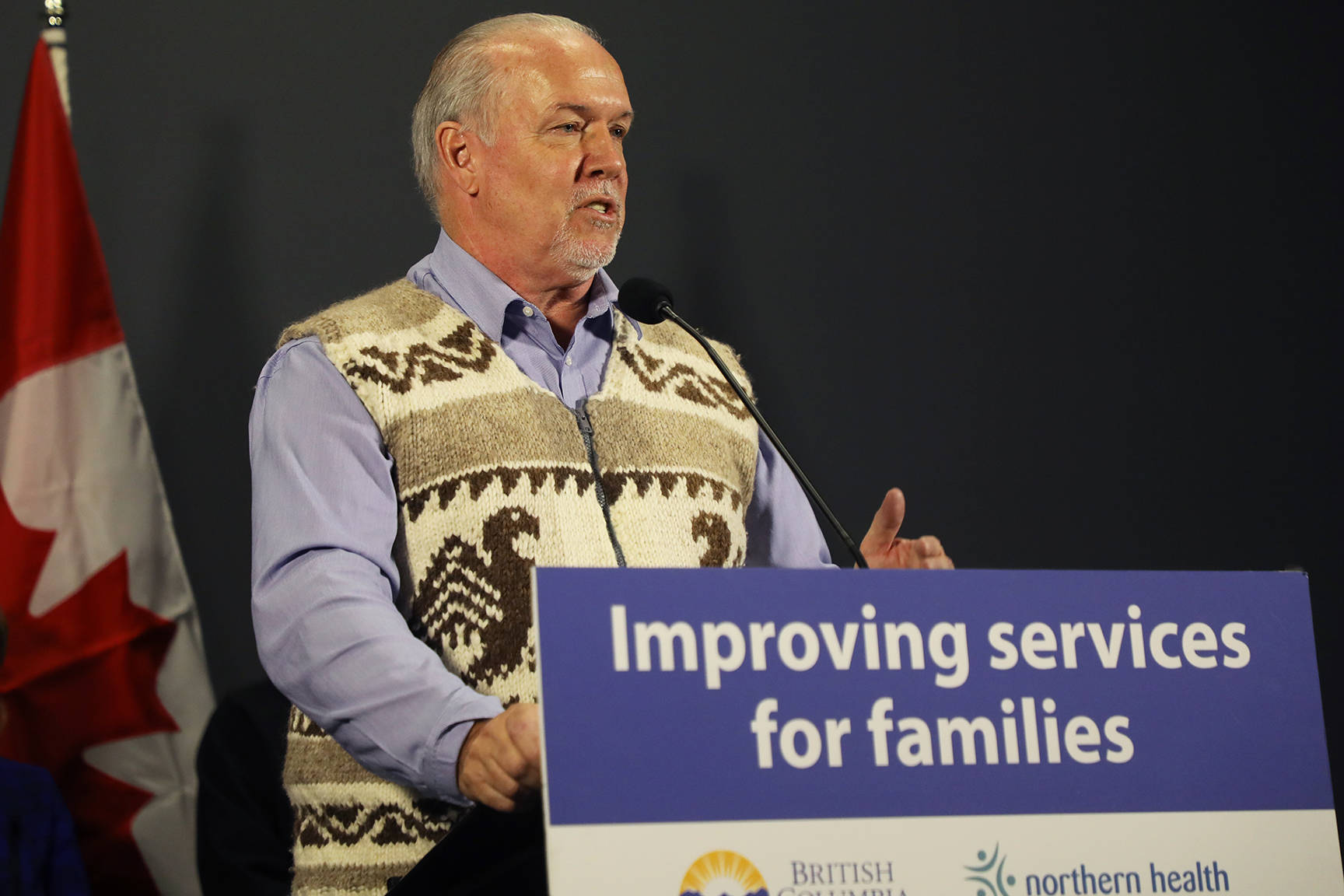Disrespectful that Horgan won't meet during northern B.C. tour: hereditary chief