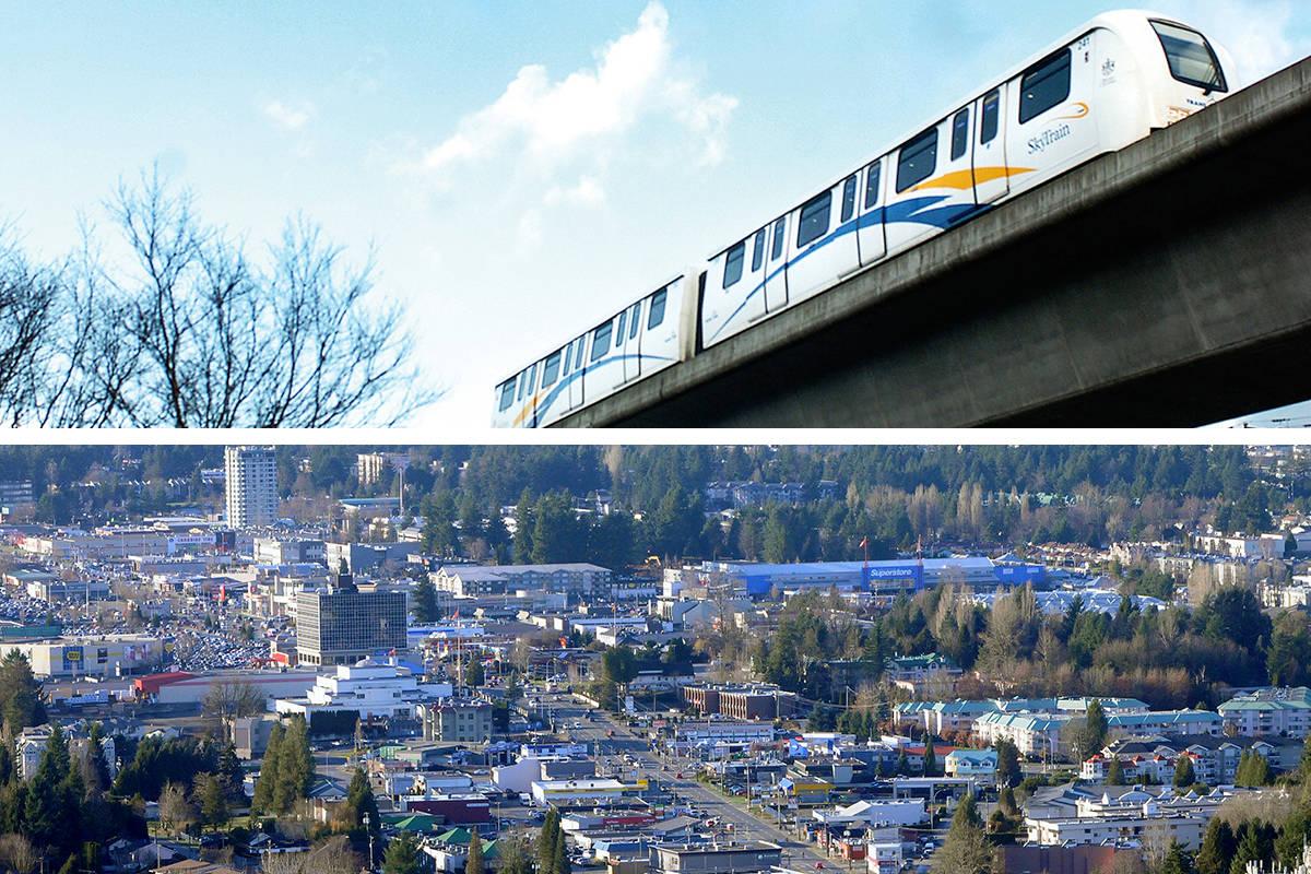 Borrow $8 billion for Fraser Valley rail link, Abbotsford mayor urges province