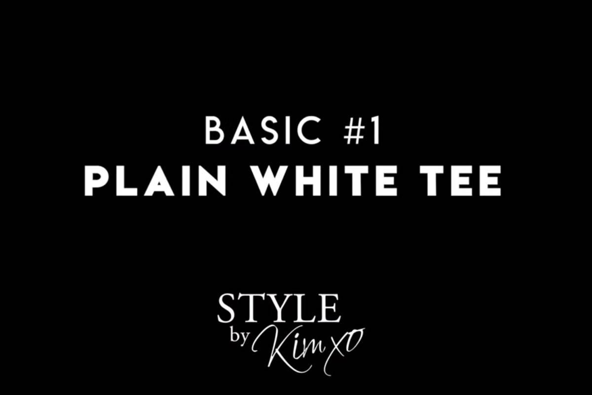 Fashion Fridays: The basics you need for your body type