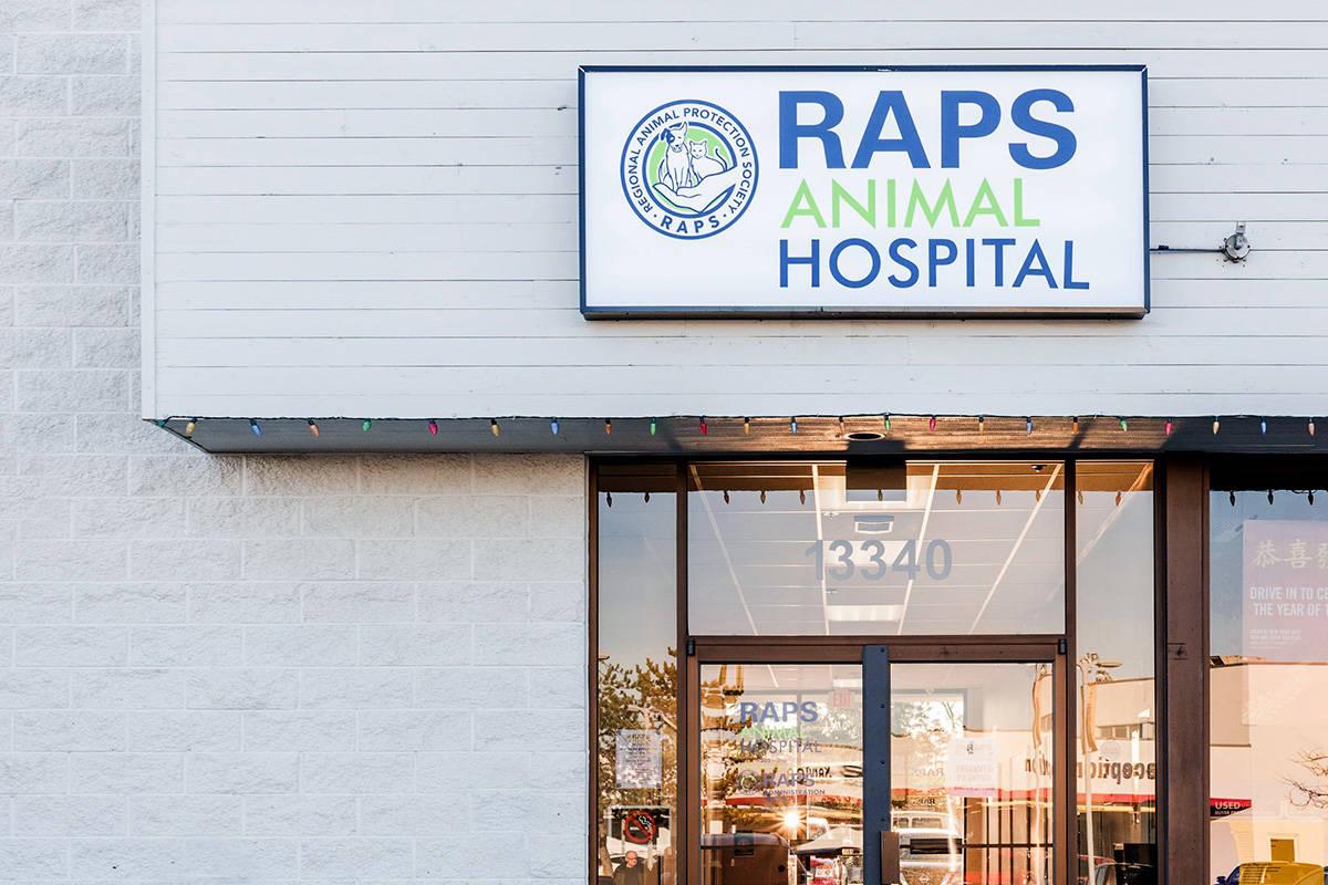 Regional Animal Protection Society. (RAPS/Facebook)