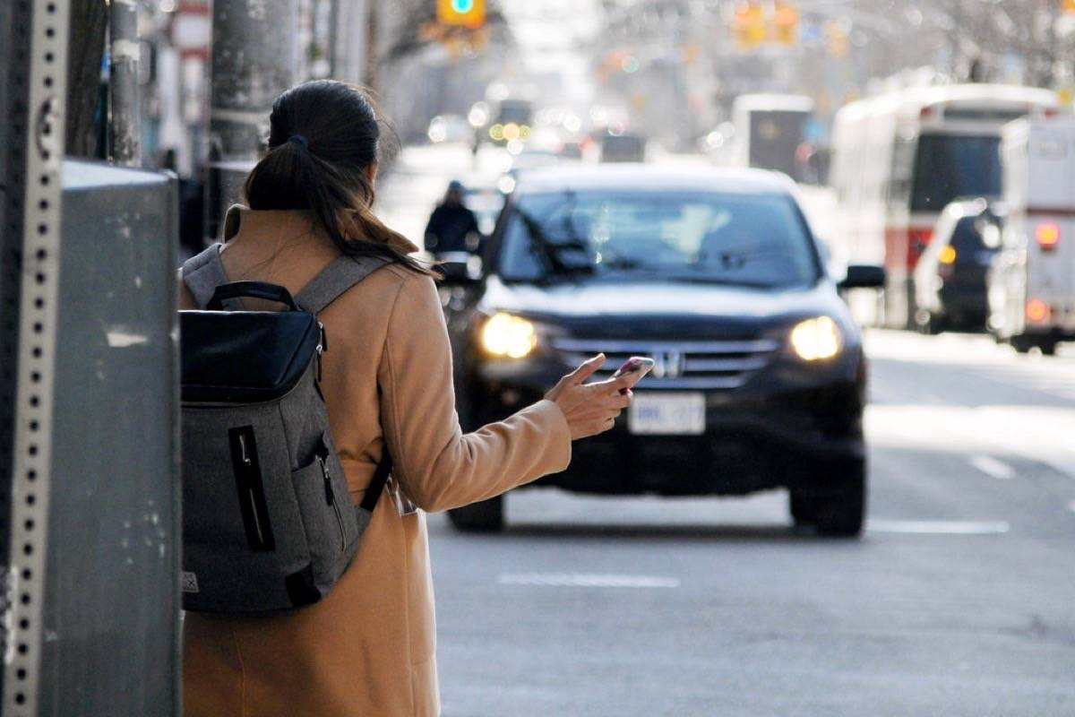 WEB POLL: Should Langley encourage ridesharing firms to operate here?