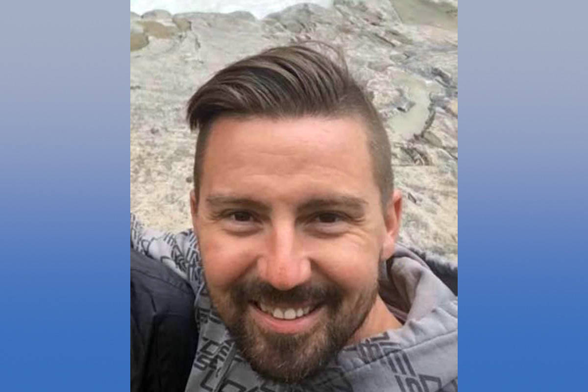 Jay Rosenberger, 38, was last seen at the Village Green Hotel on Friday, Jan. 24. (Facebook)