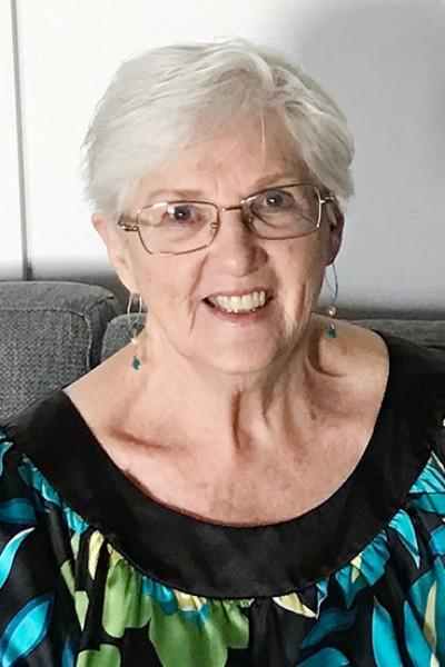 Eileen McCutcheon (nee Wilson)