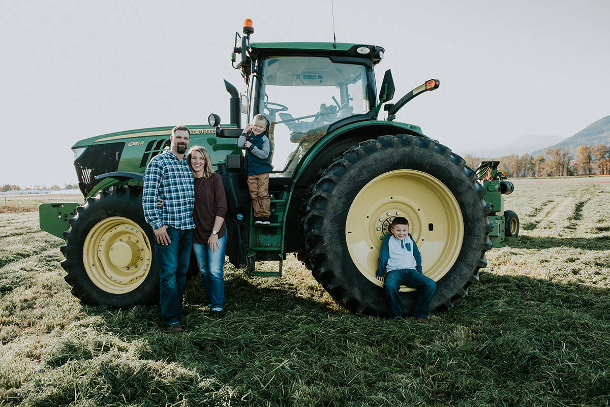 Did you know? Of the approximately 17,500 farms in BC, 98 per cent are family-owned businesses!