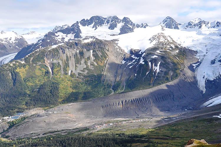 Galore Creek mine project in northwestern B.C. (Teck Resources photo)