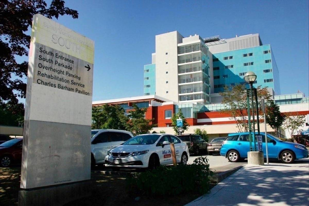 Surrey and Abbotsford hospitals 'targeted' for pay parking profit, activist says