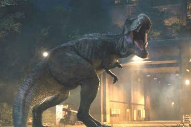 Jurassic World 3 movie set will be looking for extras while shooting in Merritt. (Photo: JurassicWorld3.net)