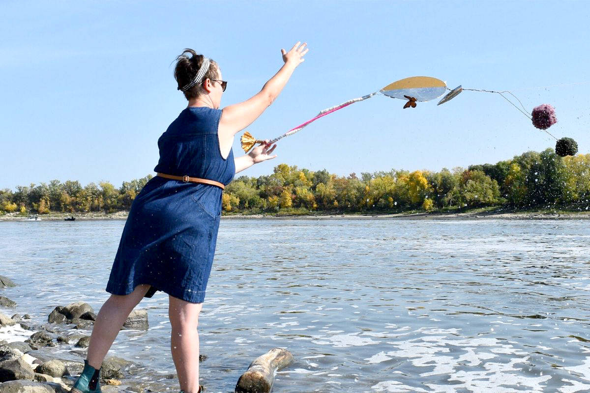 Anne Steves' A-Luring Object(s) exhibition at Fort Gallery features fishing lure sculptures and will run Feb 20-March 28. (Anne Steves/Special to the Langley Advance Times)