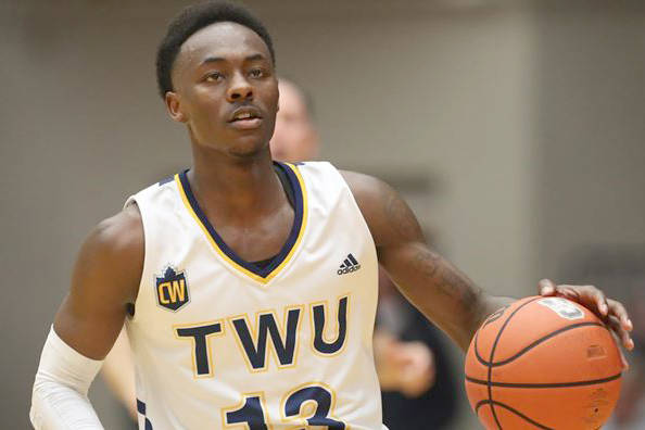 "When Ja'Qualyn Gilbreath transferred to TWU from Lubbock Christian in Amarillo, Texas last year, the high-scoring 6-foot-1 guard nicknamed ""Q"" was an immediate sensation, averaging 27 points a game. (file)"