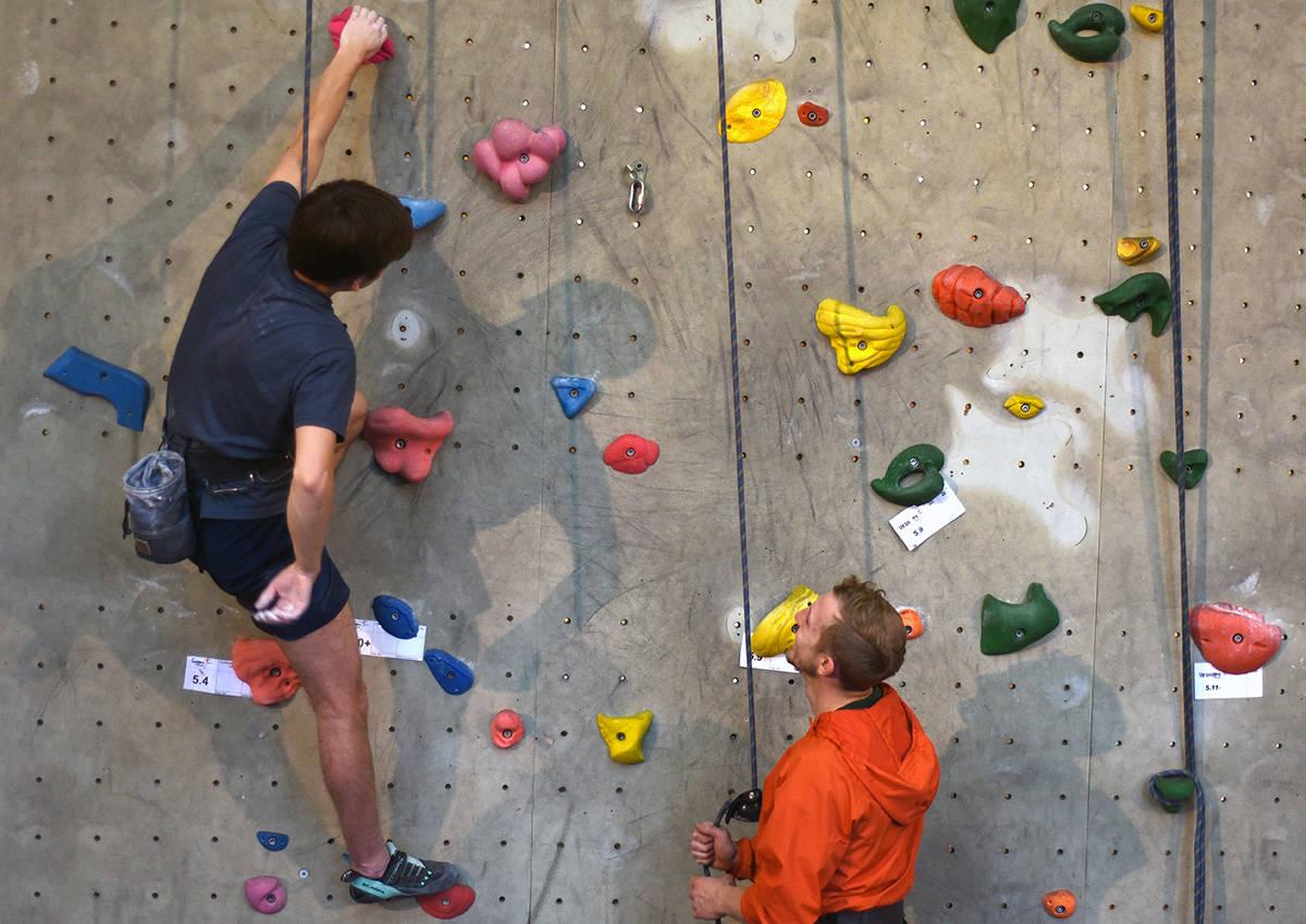 Ascent to peak fitness