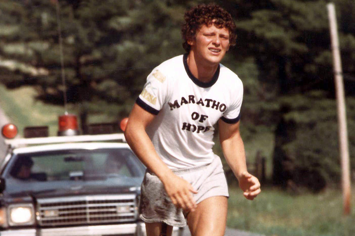 #FoxForFiver: Support grows in B.C. to put Terry Fox on new $5 bill