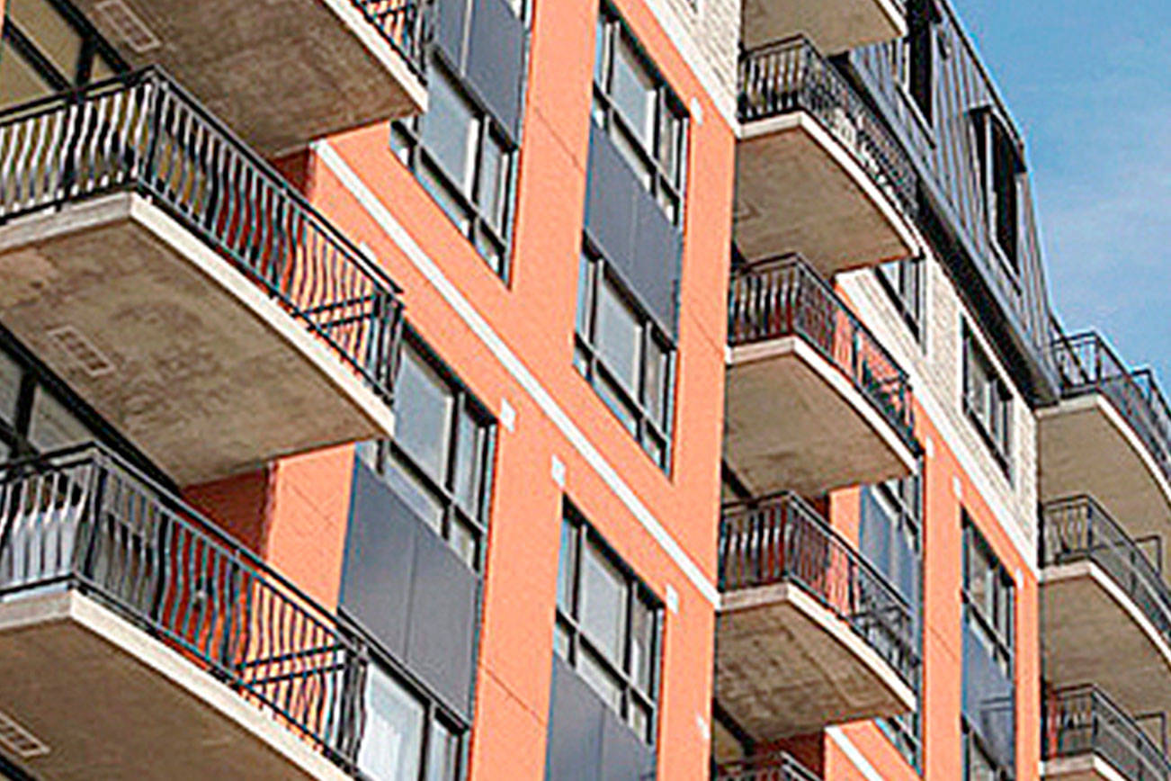 Rental prices for a one-bedroom unit have climbed in Kelowna in the last year (File photo)                                (Black Press Media files)