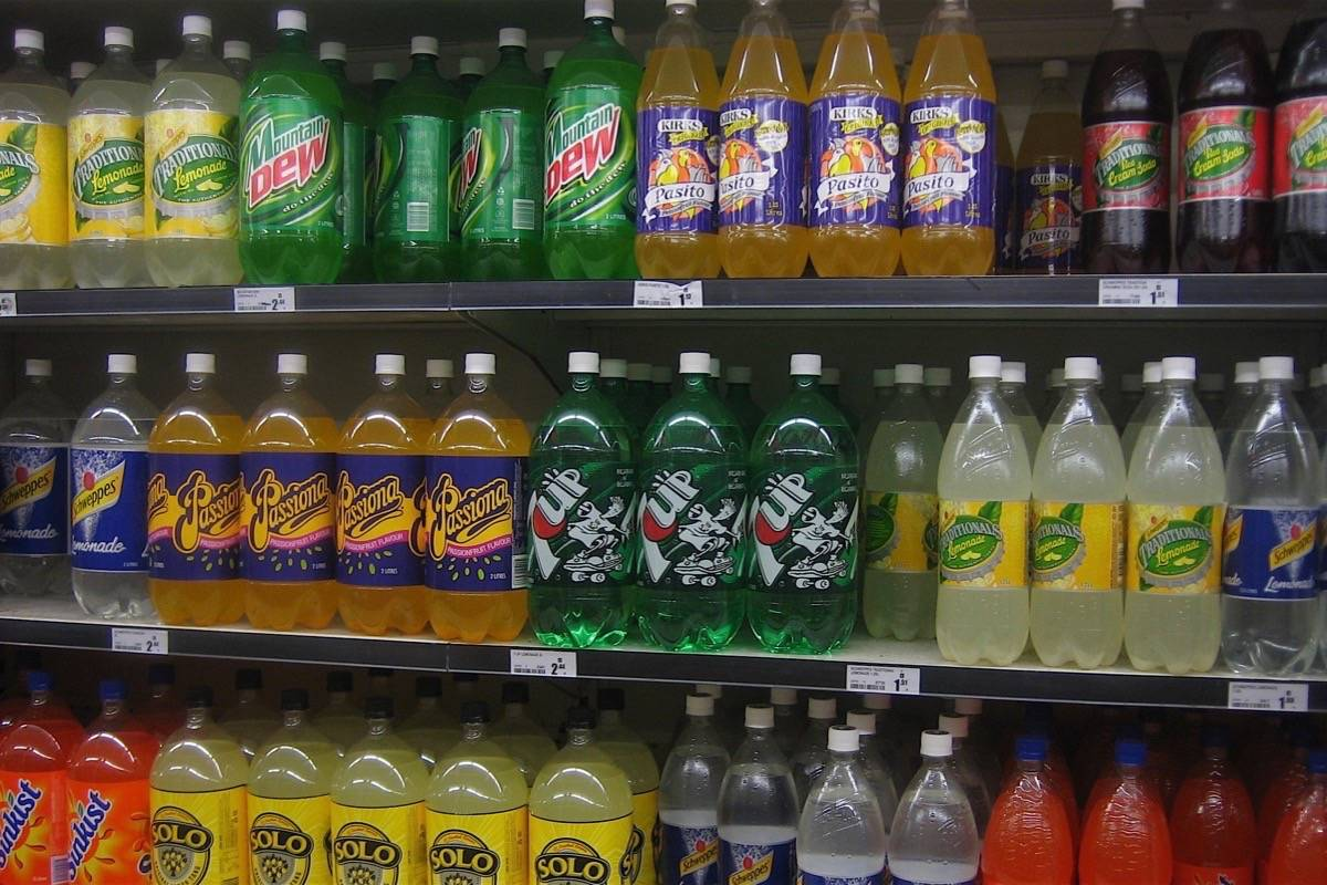 Provincial sales tax will be expanded to sweetened carbonated drinks at a rate of seven per cent. (Black Press Media file photo)
