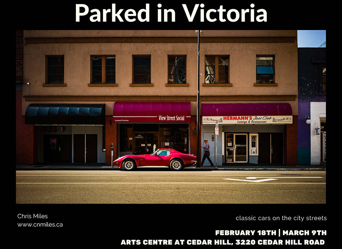 Classic cars serve as muse for photographer Chris Miles