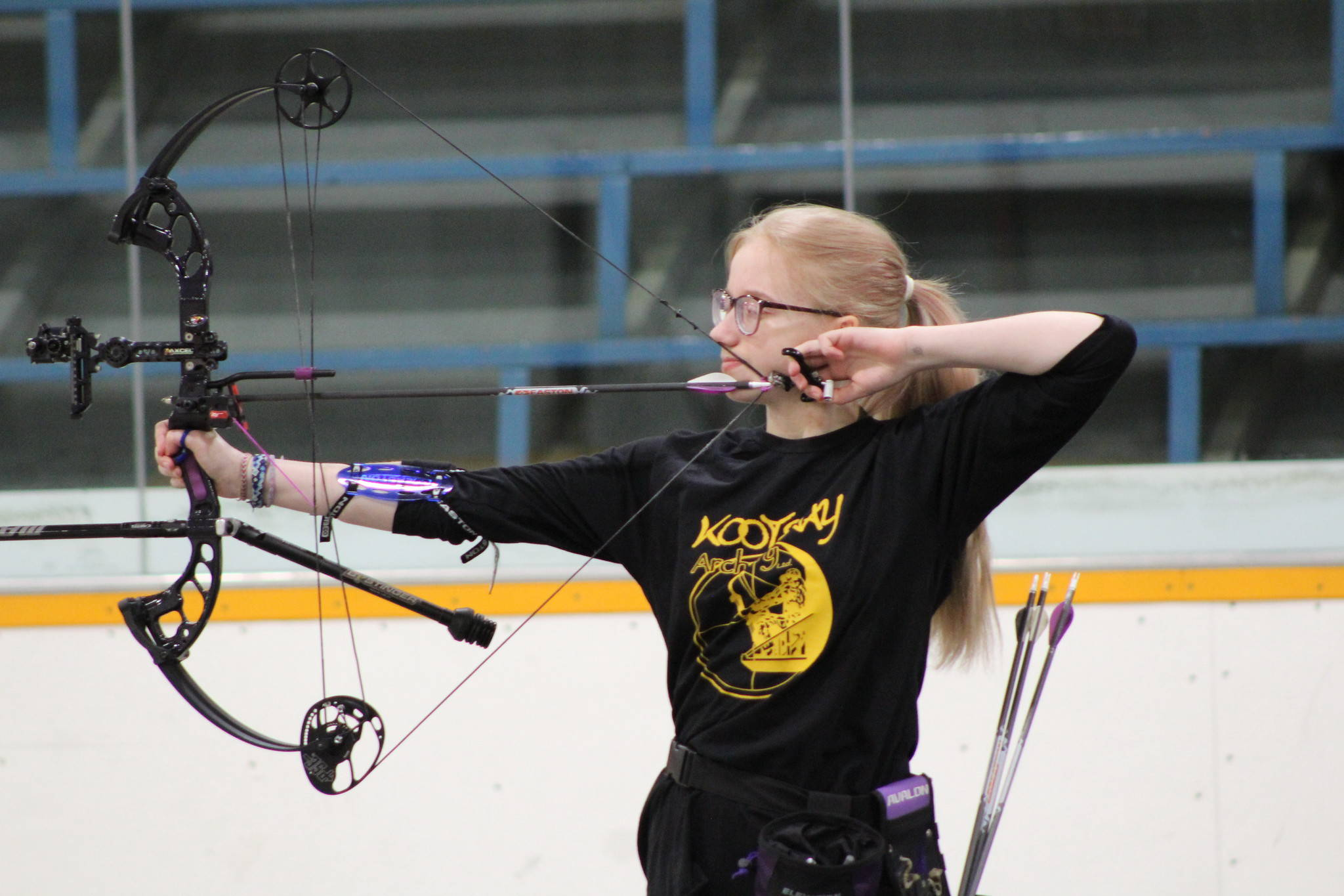Athletes compete at the 2020 BC Winter Games in Fort St. John on Sunday, Feb. 23, 2020. (BC Games)