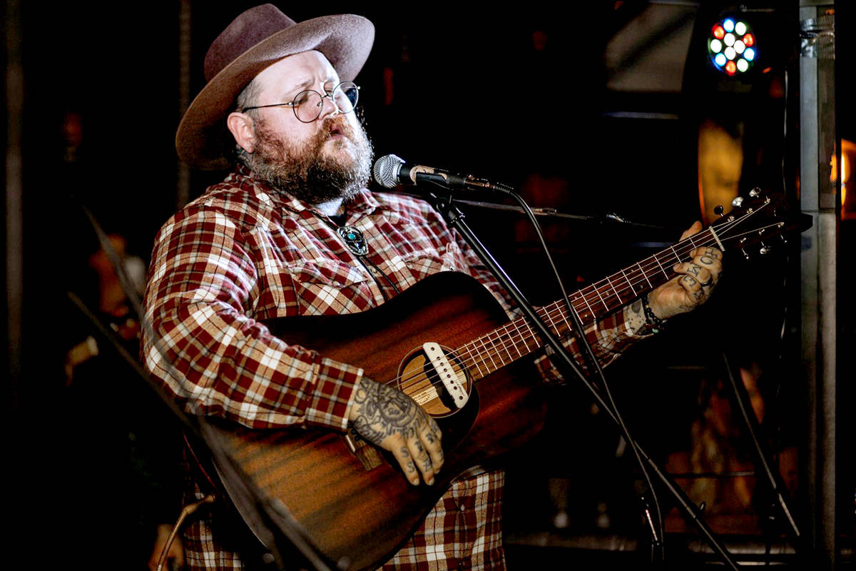 Kellen Saip, a Langley country musician, is headed out on tour for the month of March. (Kellen Saip/Special to the Langley Advance Times)