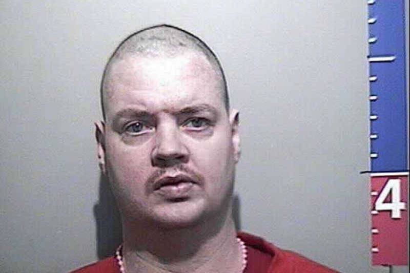 High-risk sex offender James Conway.