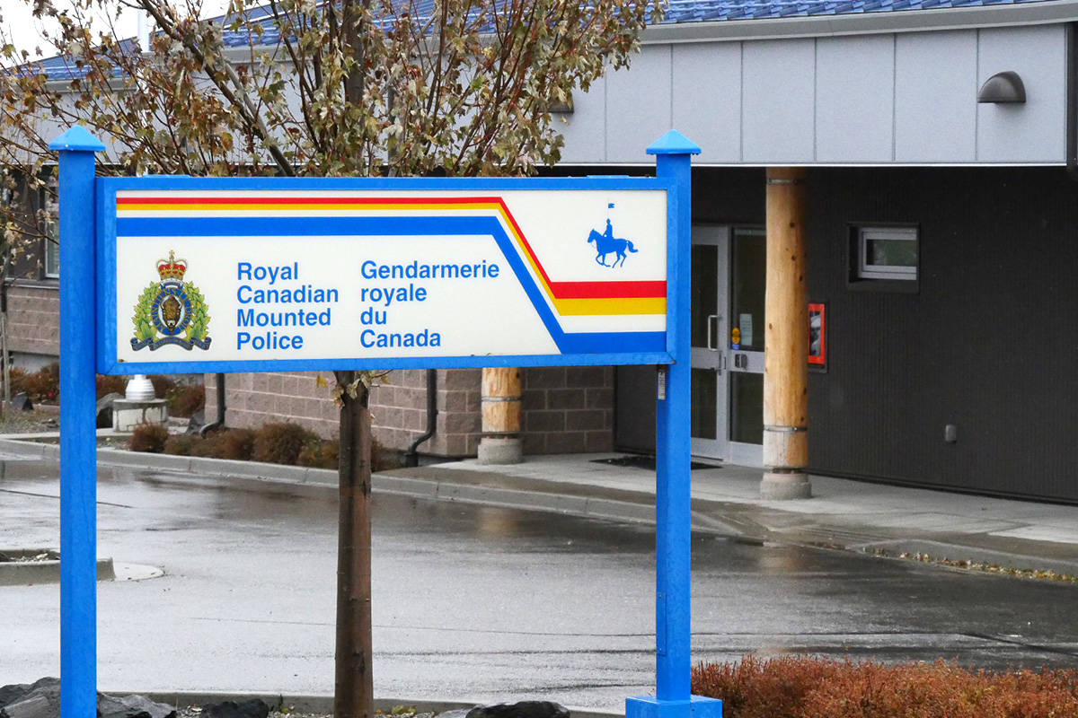 Off-duty RCMP officer helps catch Cache Creek car thief