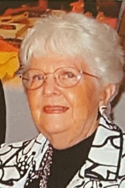 Shirley W.E. Tempest (nee Parker)