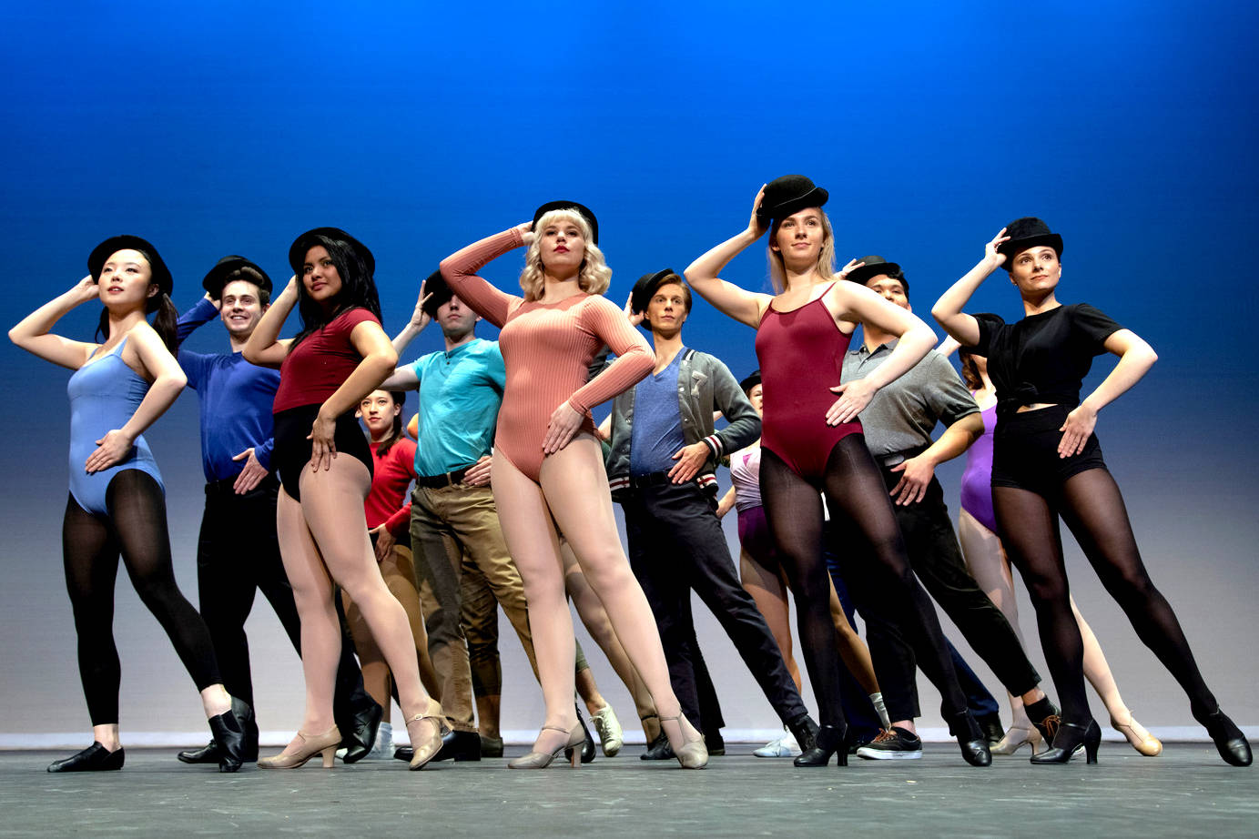 Capilano University promises a singular sensation with production of A Chorus Line