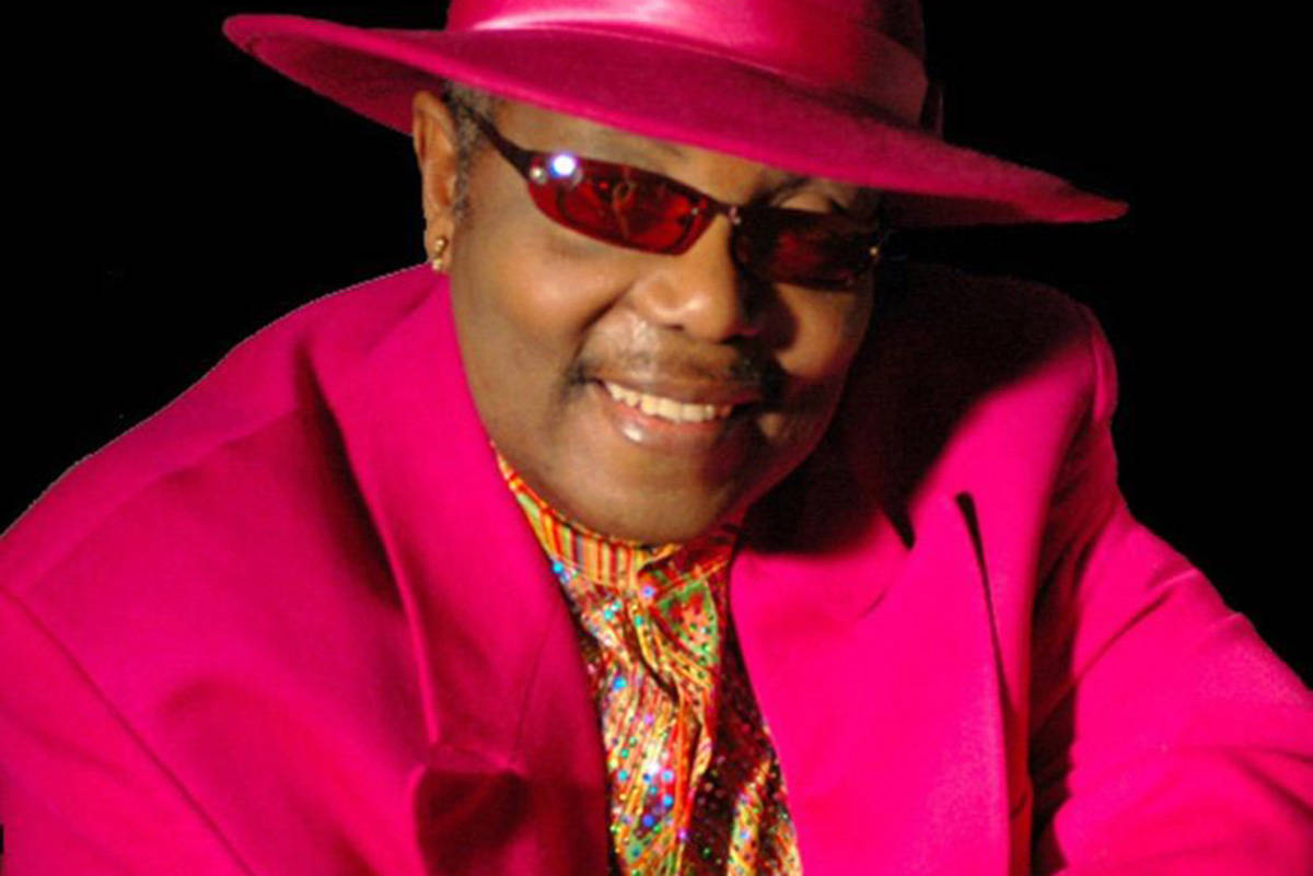 """Kenny """"Blues Boss"""" Wayne performs Glass House Estate Winery on March 19. (Fort Langley Jazz and Arts Festival/Special to the Langley Advance Times)"""