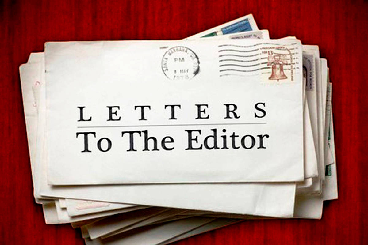Letter to the Editor. File photo.