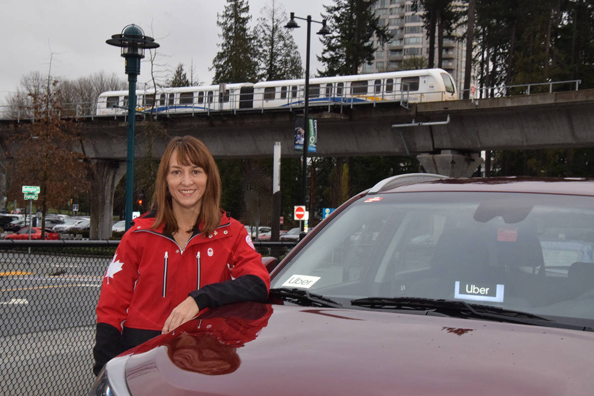 'You're my first female driver': B.C. women hit the road in male-dominated ride-hailing sector