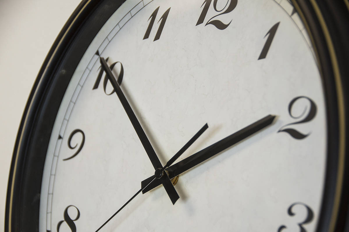 Sleep experts say its important to prepare for the time change. (Nina Grossman/News Staff)