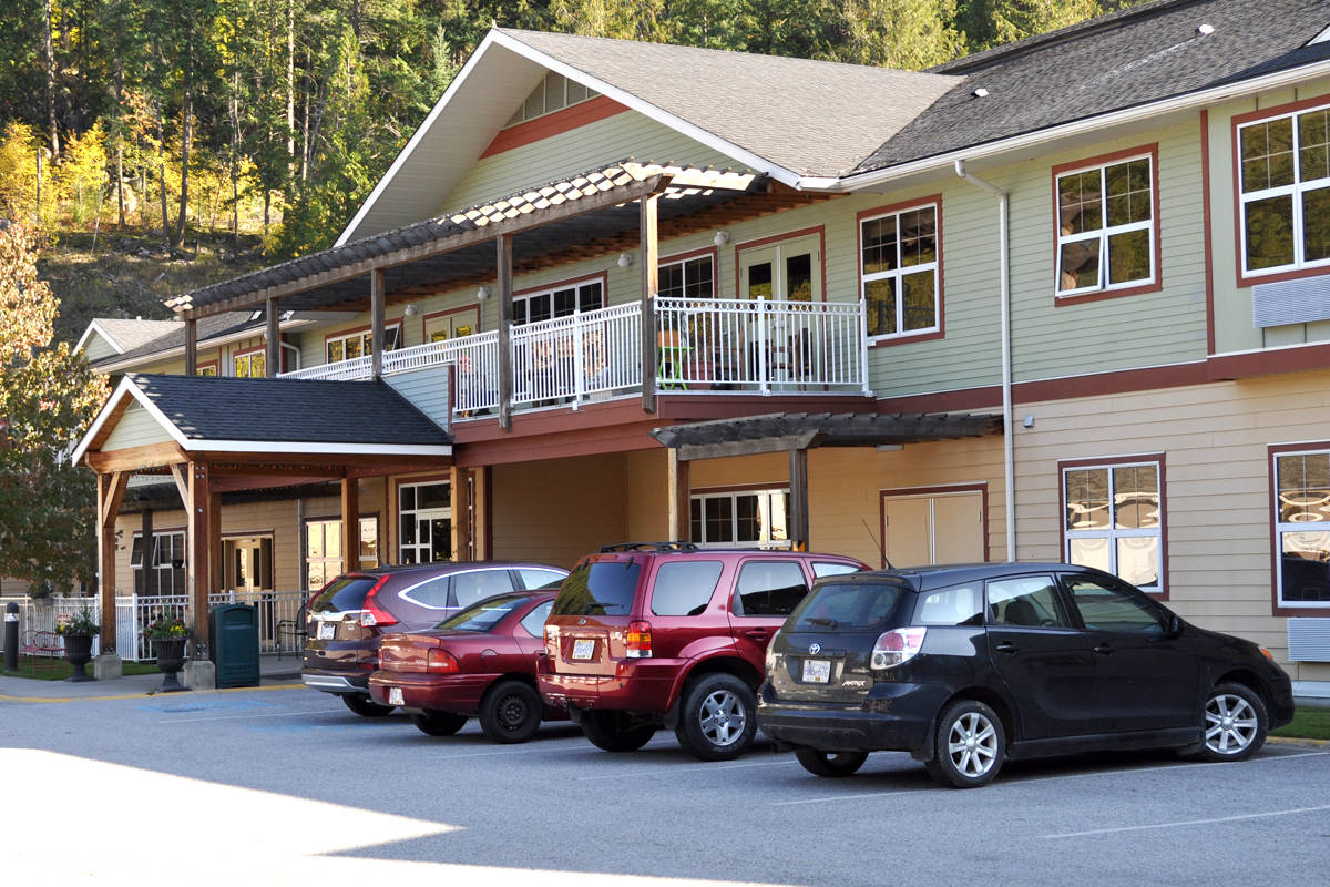 The provincial seniors advocate says long-term care homes like Mountain Lake Seniors Community seen here in Nelson are already prepared to handle any possible outbreak of COVID-19. Photo: Tyler Harper