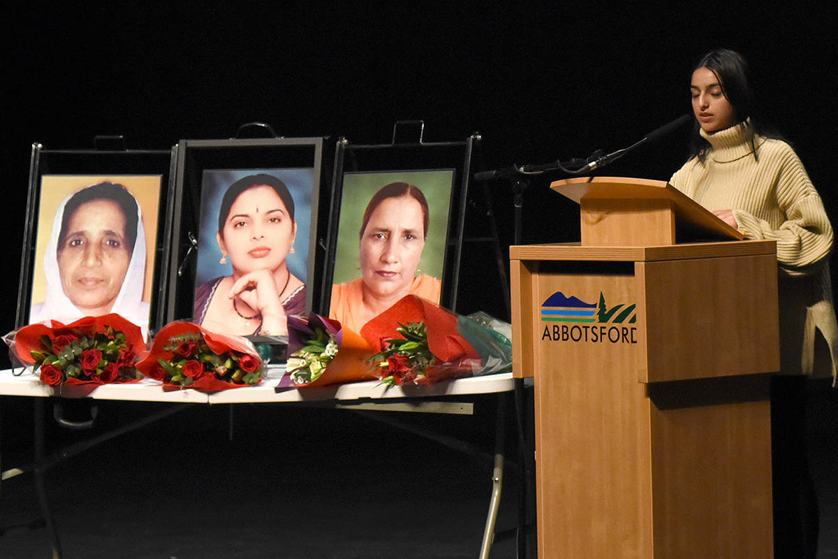 Tragedy revisited: Vigil held for three Abbotsford farm workers killed in 2007