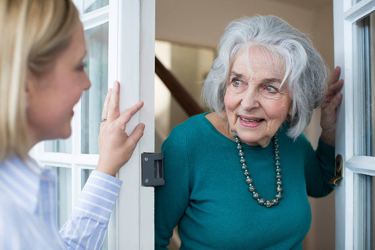 Connect with your elderly neighbours during COVID-19 crisis