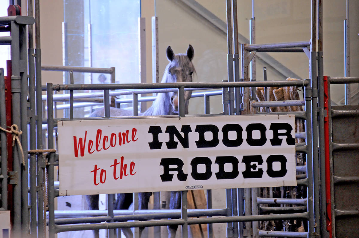 Organizers have made the difficult decision to cancel what was scheduled to be this year's 30th Annual Williams Lake Indoor Rodeo. (Photo submitted)