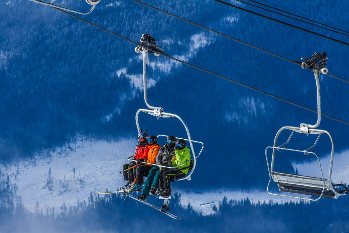 Resorts across the province, including Revelstoke Mountain Resort, have been temporarily shut down due to COVID-19 concerns. (Liam Harrap/Revelstoke Review)