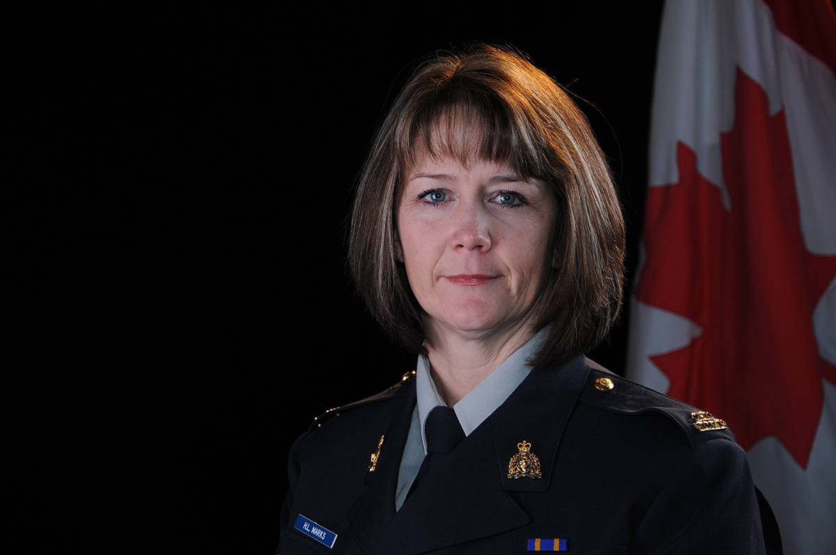 RCMP Cpl. Holly Largy said the detachment has closed four community police stations out of an abundance of caution. (file)
