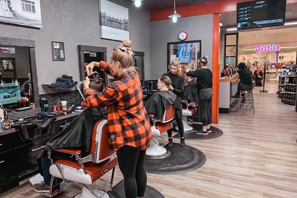 All Tommy Gun's Barbershops in Canada have closed. (Tommy Gun's Barbershop Kelowna)