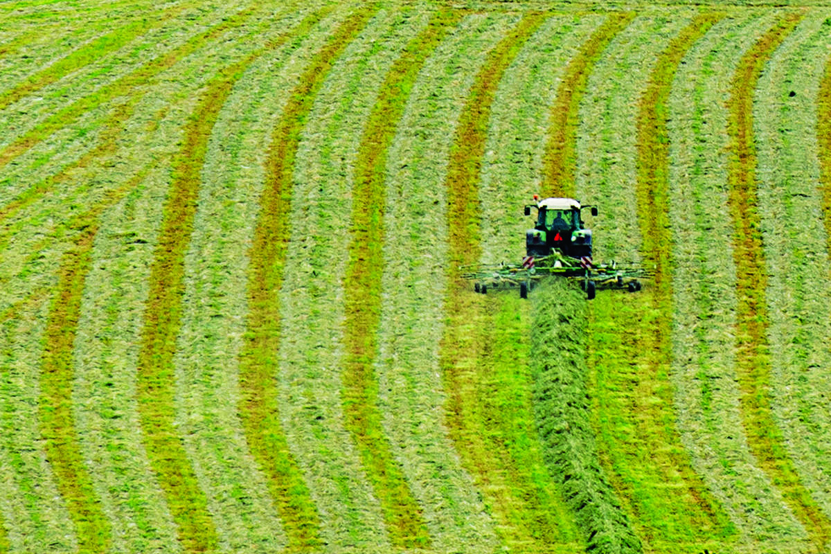 Farm Credit Canada is receiving a $5-billion lending increase. (File)