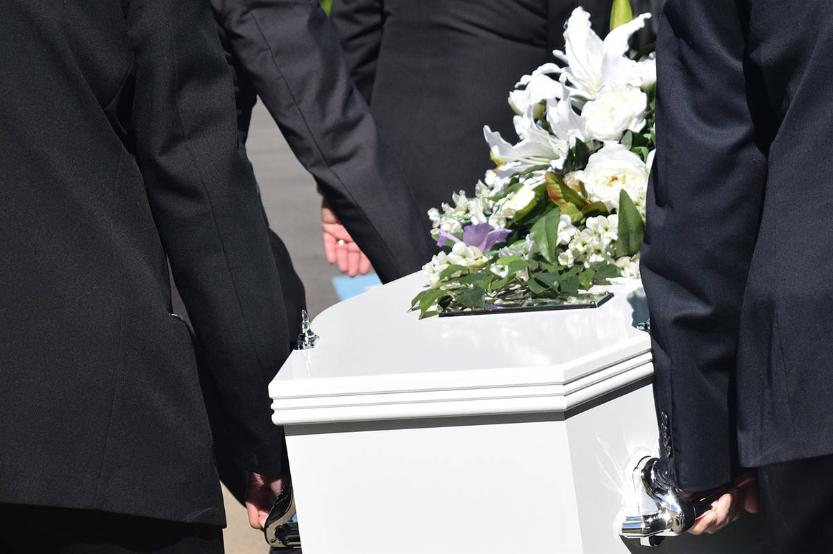 Funeral services need certain alterations to accommodate COVID-19 restrictions. (Pixabay/Carolynabooth)