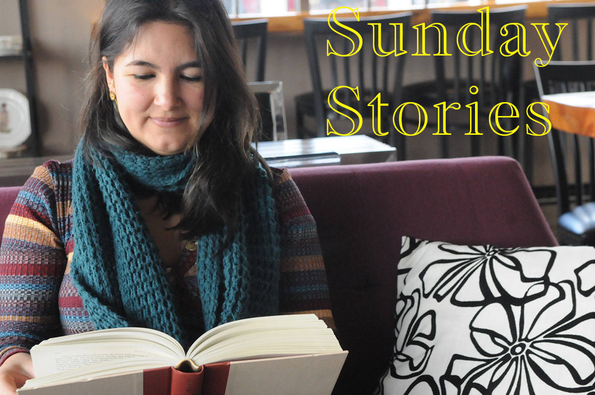 Weekly feature, Sunday Stories, features work by local authors. (Ryan Uytdewilligen/Langley Advance Times)