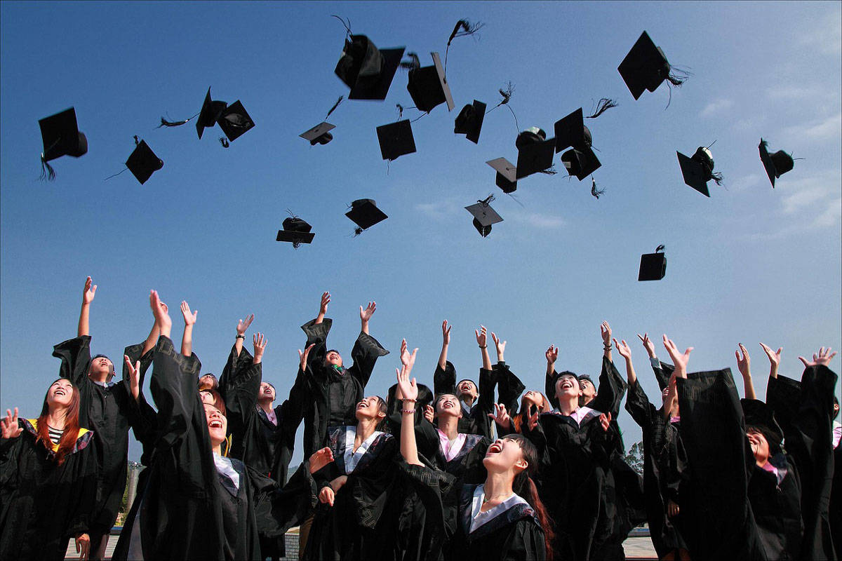 B.C. universities cancel in-person graduation ceremonies in light of the COVID-19 pandemic. (Pixabay)