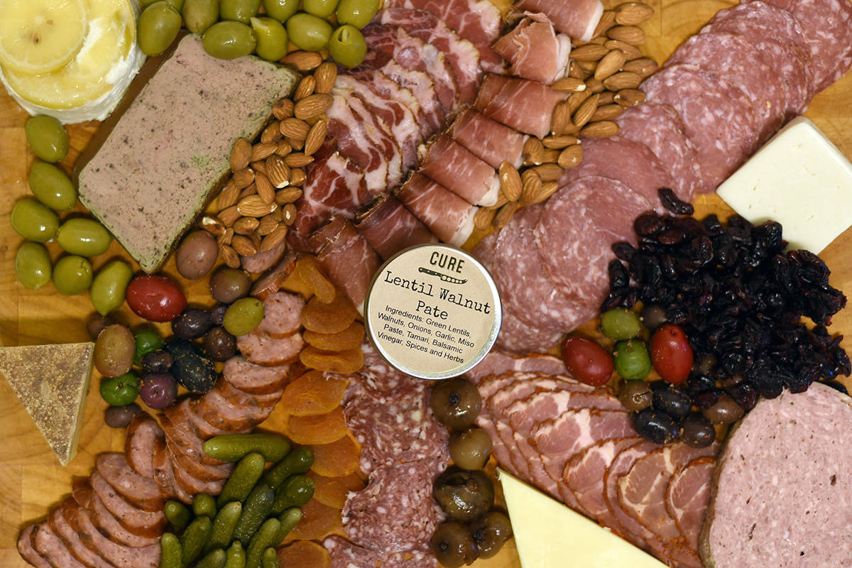 Creating the perfect charcuterie plate