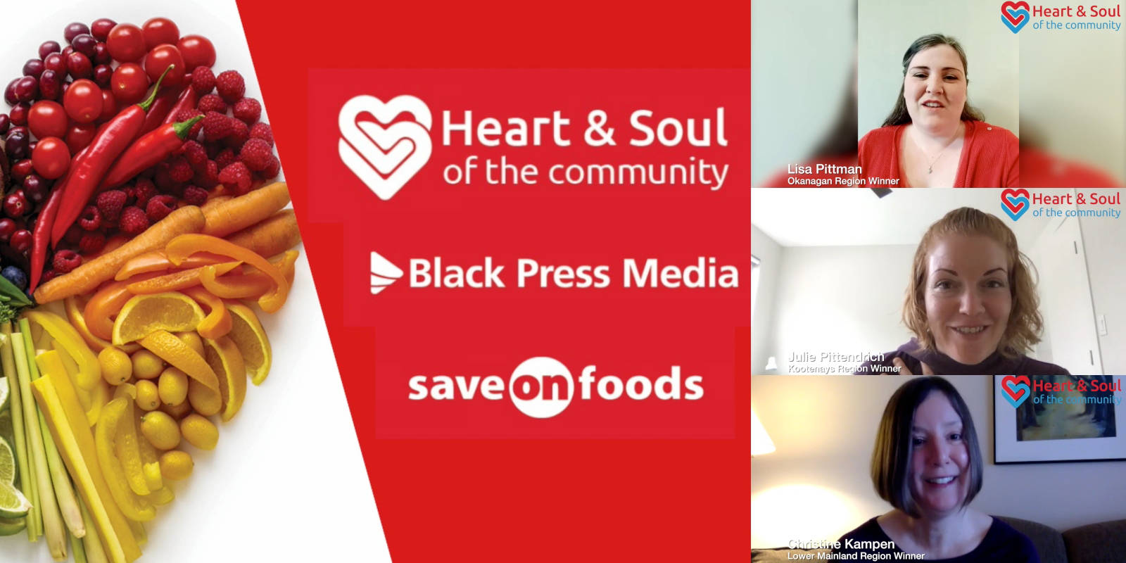 Black Press Media, Save-On-Foods bring groceries to families and food banks