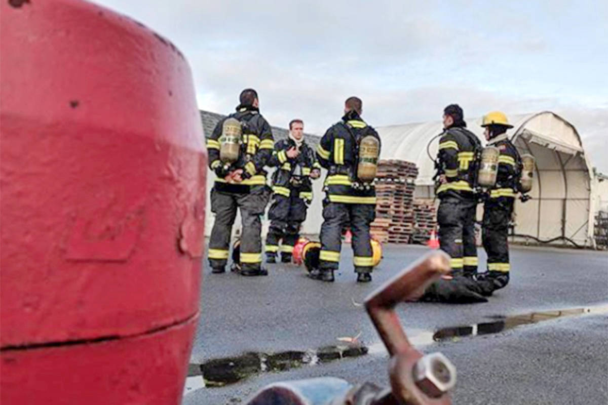 UPDATED: Eight Township firefighters exposed to COVID-19 now back at work