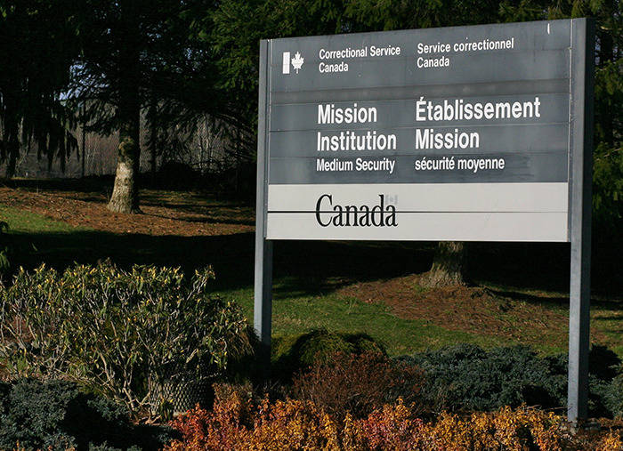Two inmates found positive for COVID-19 at Mission Institution; two other tests pending