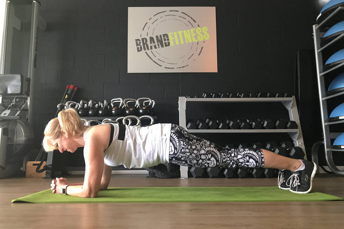 Starting April 8 Langley Advance Times is launching a weekly series called Workout Wednesday led by Brand Fitness owner Marion Brand. (Brand Fitness/Special to Langley Advance Times)