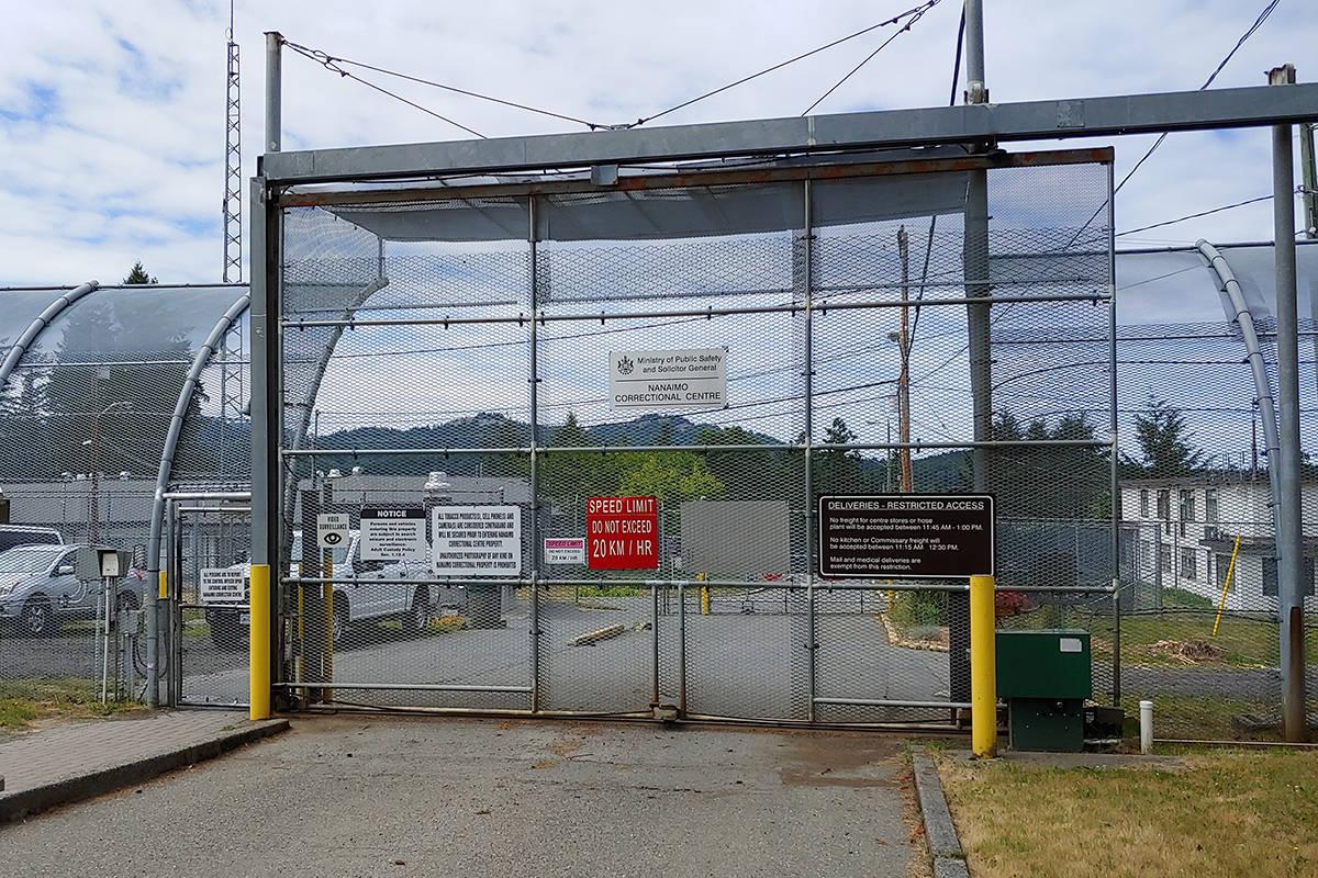 Nanaimo Correctional Centre (Black Press Media files)