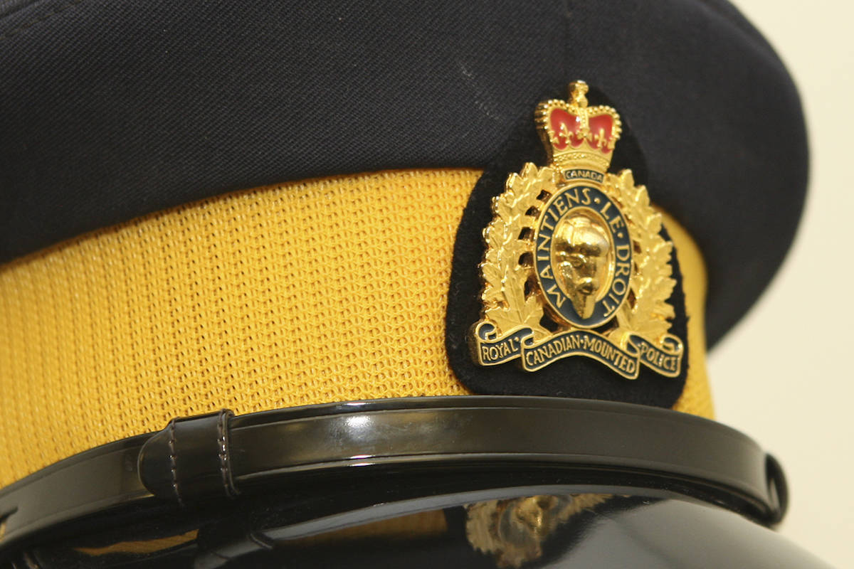 Langley RCMP officers first got to grow beards last year, now most have had to shave to wear PPE. (Black Press Media files)