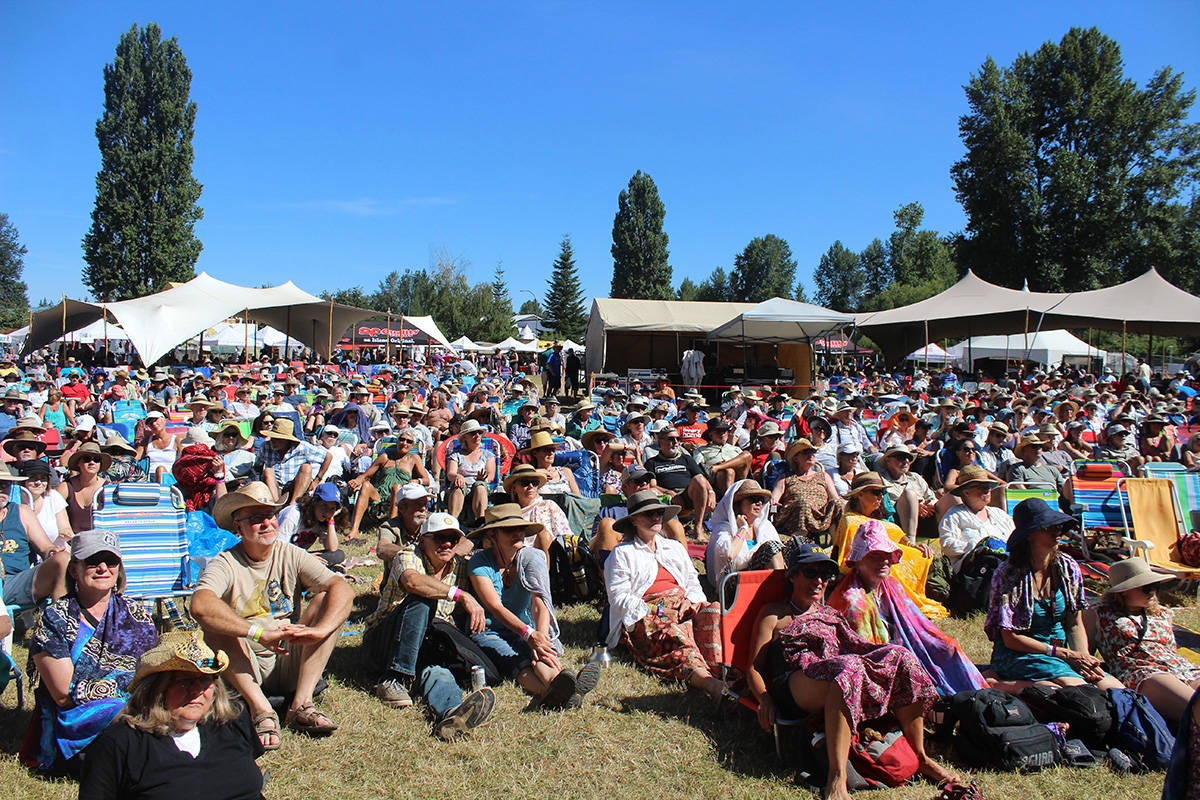 Vancouver Island MusicFest has been cancelled, due to COVID-19. File photo