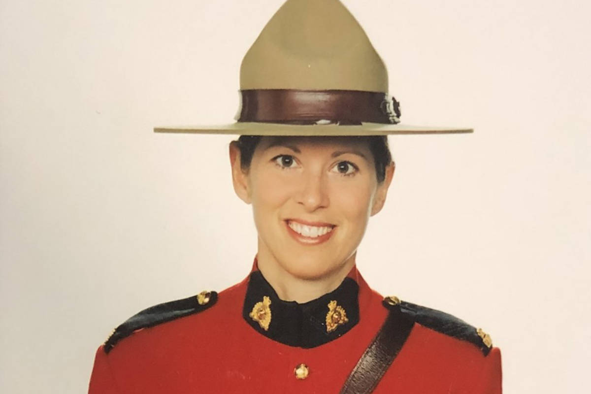 RCMP Const. Heidi Stevenson is shown in an RCMP handout photo. There is an outpouring of grief across Nova Scotia today as the names of victims of a weekend mass killing begin to emerge, ranging from a nurse to a teacher to an RCMP officer. THE CANADIAN PRESS/HO-RCMP MANDATORY CREDIT