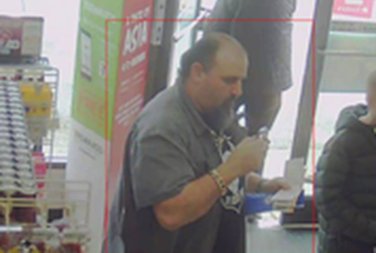 Vancouver Police are asking for the public's help in identifying the suspect who assaulted an elderly Asian man with dementia on March 13, 2020 in East Vancouver. Police are investigating the assault as a hate crime. (Vancouver Police Department handout)