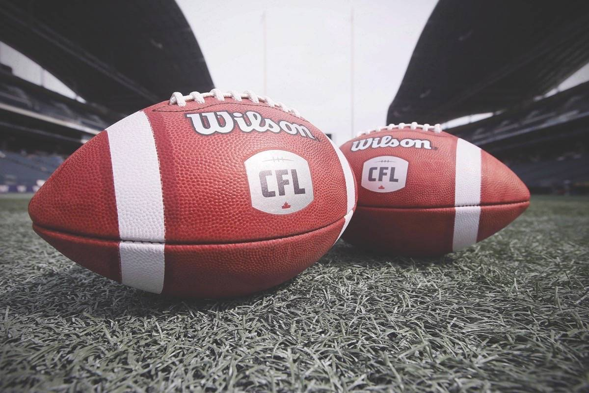 The CFL is asking the federal government for up to $150 million in financial assistance, in an April 28, 2020 story. (File photo by THE CANADIAN PRESS)